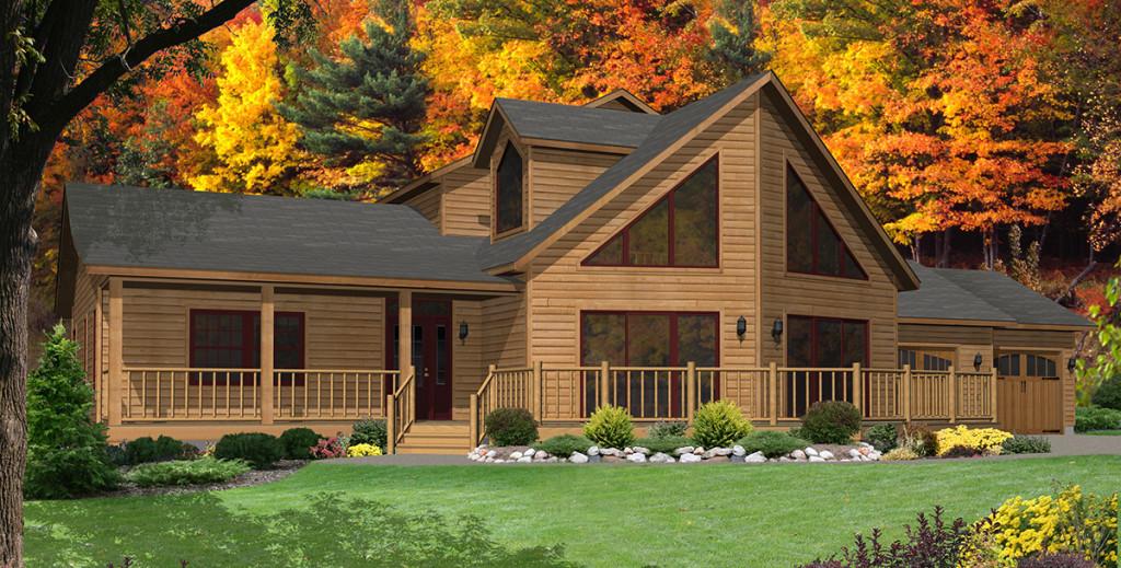 Vander berg homes custom modular home builders northwest for Custom rustic homes