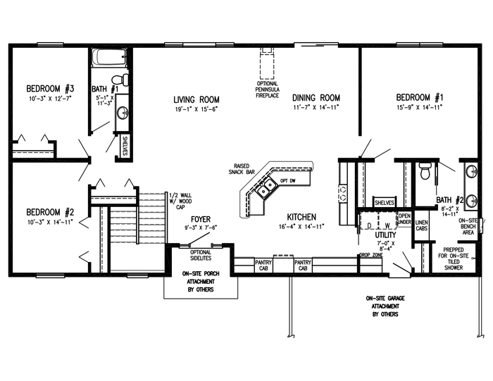 Vander berg homes custom modular home builders northwest for Iowa home builders floor plans