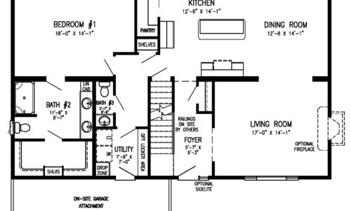 Vander Berg Homes Fully Customizable | Stratford Modular Homes | Sioux Center, Iowa